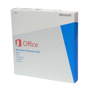 Microsoft Office 2013 Home and Business RU x32/x64